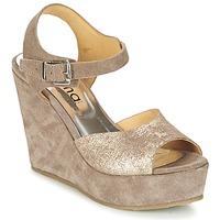 Sapatos Mulher Sandálias Myma RAPHIA Toupeira