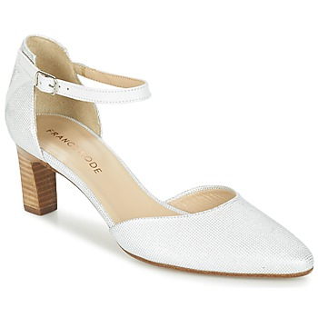 Sapatos Mulher Escarpim France Mode LAURIC SE TA Branco