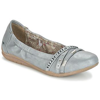 Sapatos Mulher Sabrinas Mustang CRICA Cinza