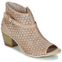 Sapatos Mulher Botins Mustang CRIARON Toupeira