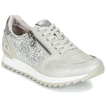 Sapatos Mulher Sapatilhas Mustang VENFIN Prateado