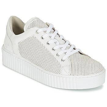 Sapatos Mulher Sapatilhas Mustang FAMO Branco