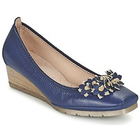 Sapatos Mulher Escarpim Hispanitas DEDITA Azul