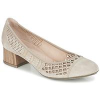 Sapatos Mulher Escarpim Hispanitas DOUGA Nougat