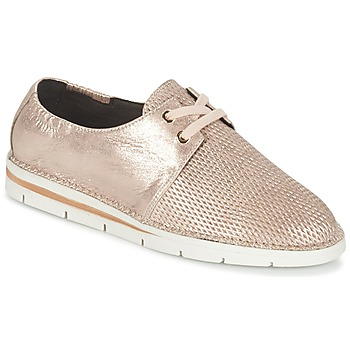 Sapatos Mulher Sapatilhas Hispanitas DEDEDOLI Prata