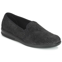 Sapatos Homem Chinelos Romika PRESIDENT 122 Preto