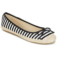 Sapatos Mulher Sabrinas Wildflower Luck Preto / Branco
