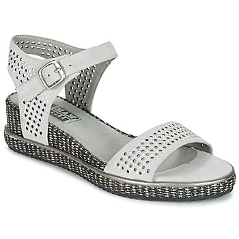 Sapatos Mulher Sandálias Mam'Zelle SELDA Cinza