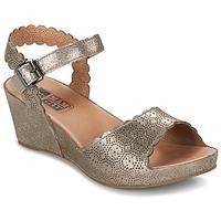 Sapatos Mulher Sandálias Mam'Zelle DOUGA Prata