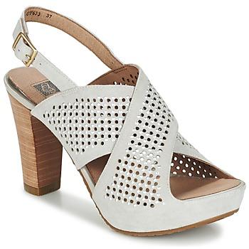 Sapatos Mulher Sandálias Mam'Zelle TADORA Cinza