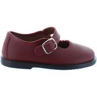 Sapatos Rapariga Sapatos & Richelieu Garatti PR0062 BURDEOS Rojo