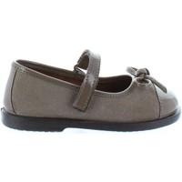 Sapatos Rapariga Sabrinas Garatti PR0064 TAUPE Beige