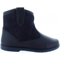 Sapatos Rapariga Botas Garatti AN0085 Azul