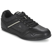 Sapatos Homem Sapatilhas Kappa BRIDGMANI Preto