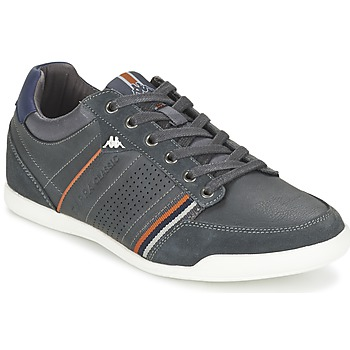 Sapatos Homem Sapatilhas Kappa SAWATI Preto