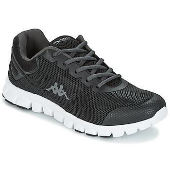 Sapatos Homem Sapatilhas Kappa SPEEDER Preto