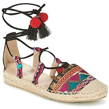 Sapatos Mulher Alpargatas Coolway BAMBURI Multicolor