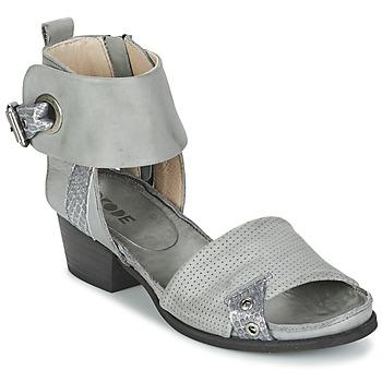 Sapatos Mulher Sandálias Dkode REECE Cinza / Prata
