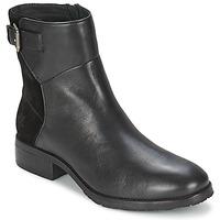 Sapatos Mulher Botas baixas Marc O'Polo GABRIELLE Preto