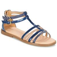 Sapatos Rapariga Sandálias Geox J S.KARLY G. D Marinho