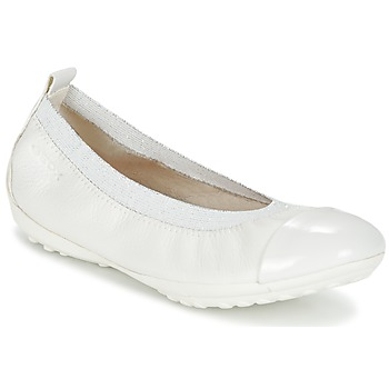 Sapatos Rapariga Sabrinas Geox J PIUMA BALL B Branco