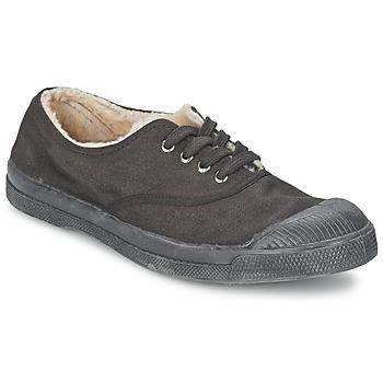 Sapatos Criança Sapatilhas Bensimon TENNIS FOURREES Cinza