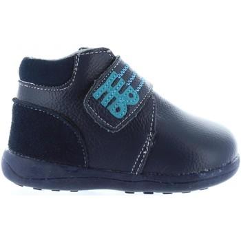 Sapatos Criança Botas baixas Happy Bee B167794-B1153 Azul
