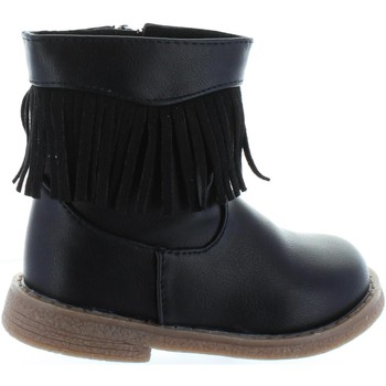 Sapatos Rapariga Botas Happy Bee B167850-B1690 Negro