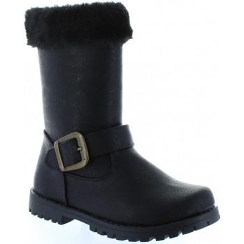 Sapatos Rapariga Botas Happy Bee B168400-B2579 Negro