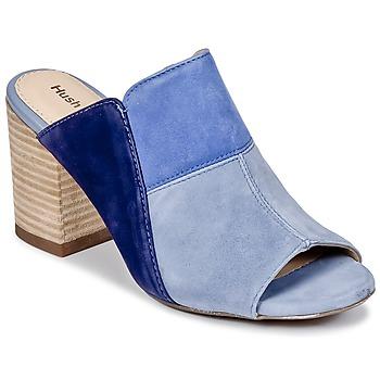 Sapatos Mulher Chinelos Hush puppies SAYER Azul