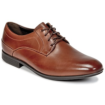 Sapatos Homem Sapatos Rockport SC PLAIN TOE Castanho