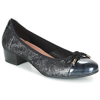 Sapatos Mulher Sabrinas Pitillos DETIE Cinza / Escuro