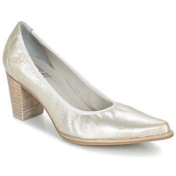 Sapatos Mulher Escarpim Un Matin d'Ete NAZETO Prata