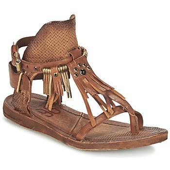 Sapatos Mulher Sandálias Airstep / A.S.98 RAMOS Castanho