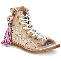 Sapatos Mulher Sandálias Airstep / A.S.98 RAMOS Castanho / Claro