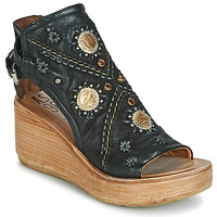 Sapatos Mulher Sandálias Airstep / A.S.98 NOA Preto