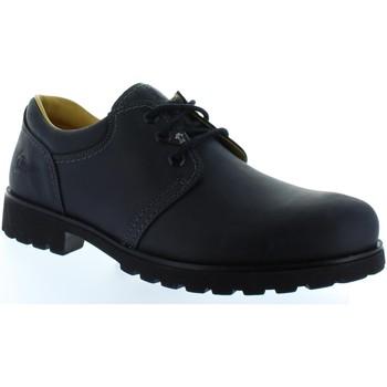 Sapatos Homem Sapatos Panama Jack PANAMA 02 C3 NAPA GRASS NEGRO Negro