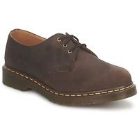 Sapatos Sapatos Dr Martens 1461 Castanho