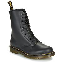 Sapatos Botas baixas Dr Martens 1490 Preto
