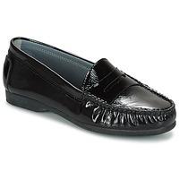 Sapatos Mulher Mocassins Arcus DAME Preto