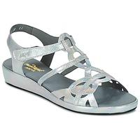 Sapatos Mulher Sandálias Arcus SALON Prata