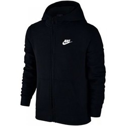 Textil Criança Sweats Nike SW Hoodie FZ Club Junior 805499-010