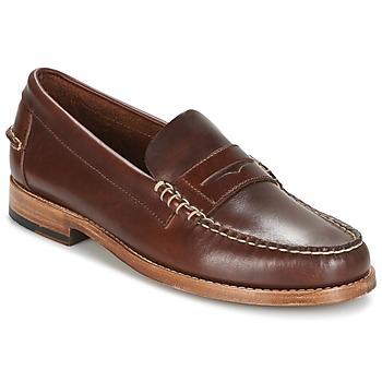 Sapatos Homem Mocassins Sebago LEGACY PENNY Castanho