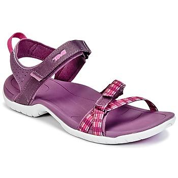 Sapatos Mulher Sandálias desportivas Teva VERRA Violeta