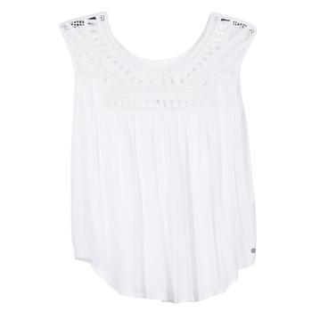 Textil Mulher Tops sem mangas Rip Curl AMOROSA TOP Branco