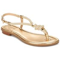 Sapatos Mulher Sandálias MICHAEL Michael Kors HOLLY Ouro