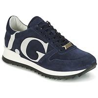 Sapatos Homem Sapatilhas John Galliano 2424DA Azul / Branco