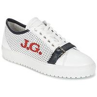 Sapatos Homem Sapatilhas John Galliano 2477CA Branco