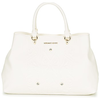 Malas Mulher Bolsa de ombro Versace Jeans E1VPBBF5 Branco