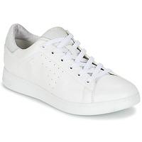 Sapatos Mulher Sapatilhas Geox JAYSEN A Branco
